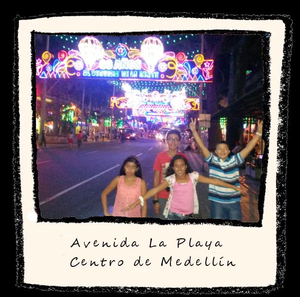 Avenida La Playa - Centro de Medellín