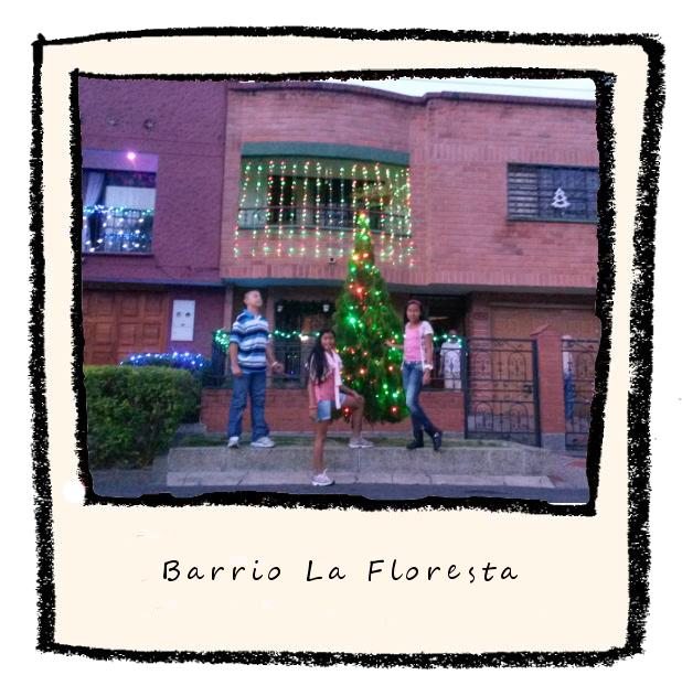 Barrio La Floresta