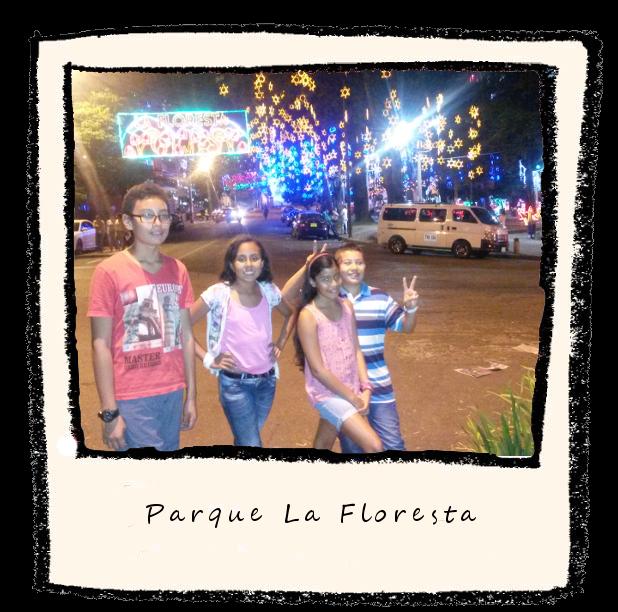 Parque de La Floresta