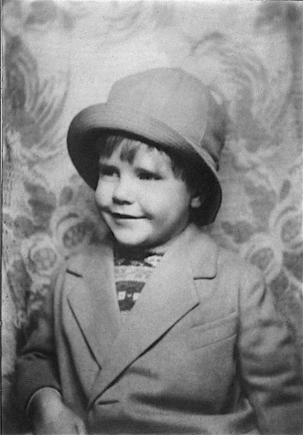 Gerald Durrell en 1924